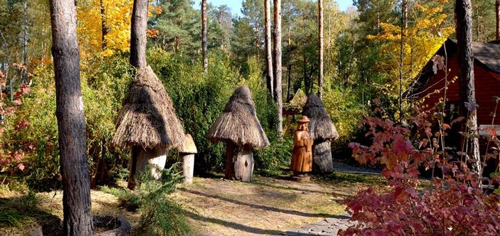 Тур «Замок-музей Радомысль и Украинское село» от компании «Ястреб-Тур»