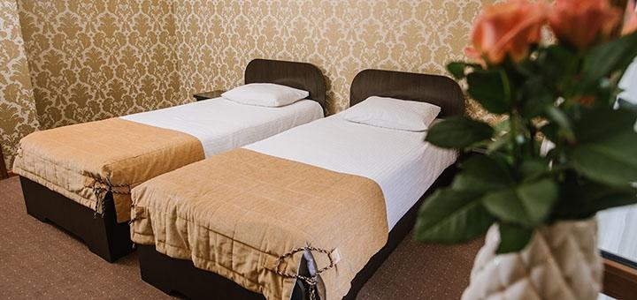От 5 дней отдыха на Новый год в отеле «Золотая Корона» в центре Трускавца