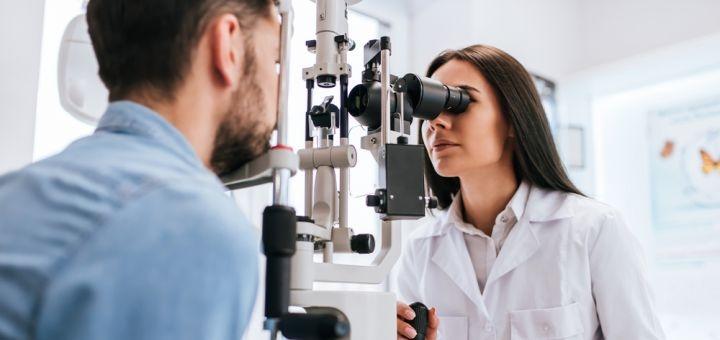 Консультация и обследование у офтальмолога в центре прогрессивной медицины «Авиценна Мед»