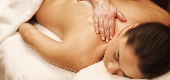 До 5 сеансов массажа спины или всего тела в массажном кабинете «Кабінет лікувального масажу»