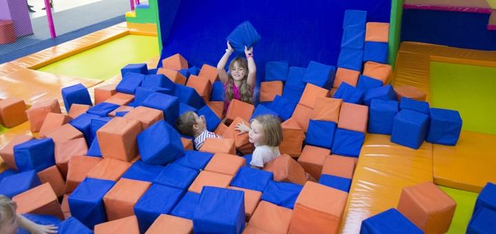 Целый день посещения детского парка развлечений «Dream Land» в Dream Town 2