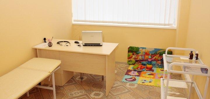 Комплексное обследование детского врача-офтальмолога в центре «Авиценна Мед»