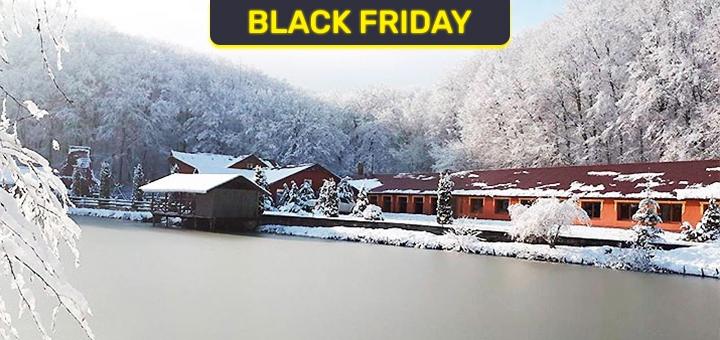 От 3 дней отдыха зимой с питанием и пакетом услуг в SPA-отеле «Астур» в Закарпатье