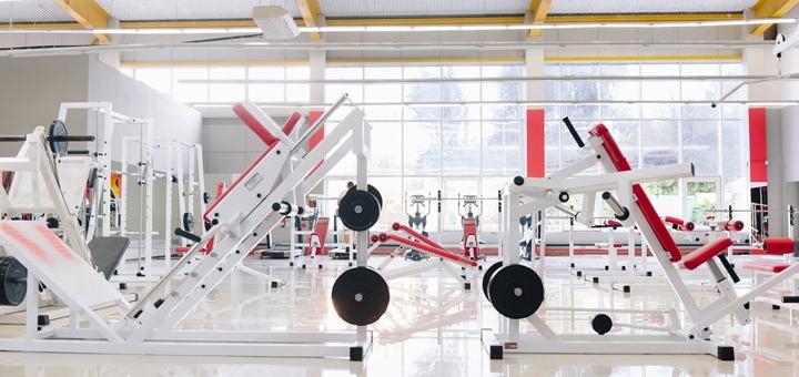 1 месяц посещения тренажерного зала в фитнес-центре «Atlant GYM»