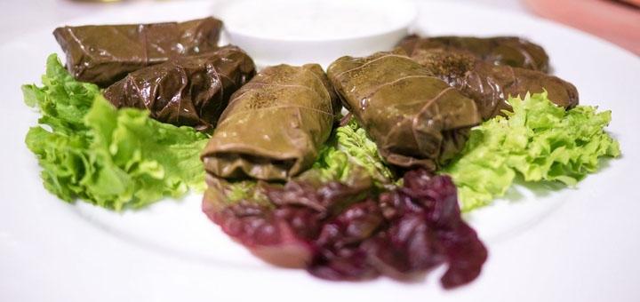 Скидка 50% на все меню кухни в ресторане «Кавказ»