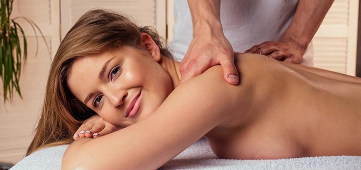 До 7 сеансов антицеллюлитного, лимфодренажного или общего массажа всего тела от Бащенко Андрея