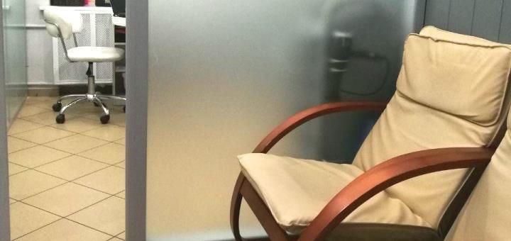 Маникюр, педикюр с покрытием в салоне красоты «Ansi beauty»