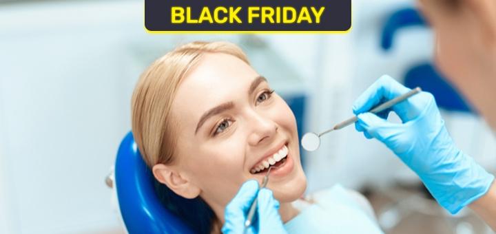 Профессиональная ультразвуковая чистка зубов с Air Flow в стоматологии «V. R. Dental»