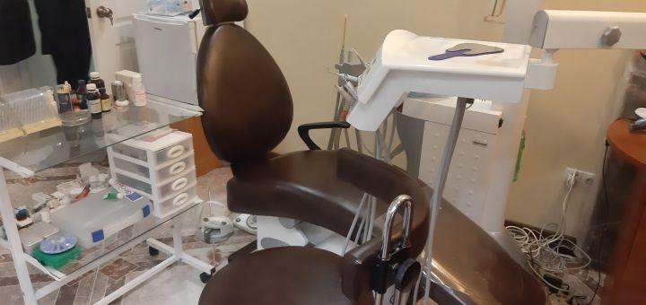 Ультразвуковая чистка зубов и Air-Flow в стоматологическом кабинете «Smart Dent»