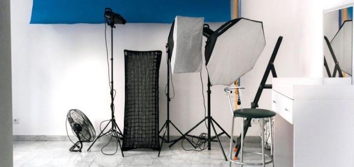 Семейная фотосессия в профессиональной фотостудии «Imprint-A2»