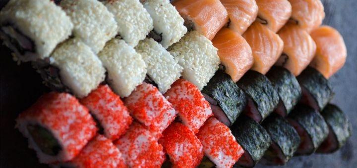 Знижка 40% на сет «Аляска» або «Бро» від служби доставки «Sushi Fresh»