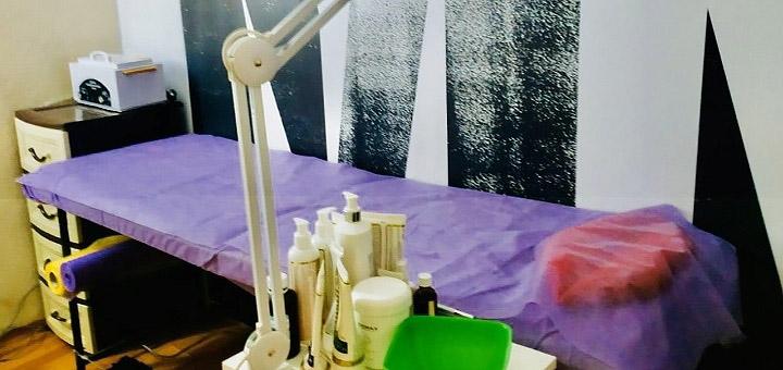 До 3 сеансов комбинированной чистки лица с миндальным пилингом у косметолога Зинаиды Литвиненко