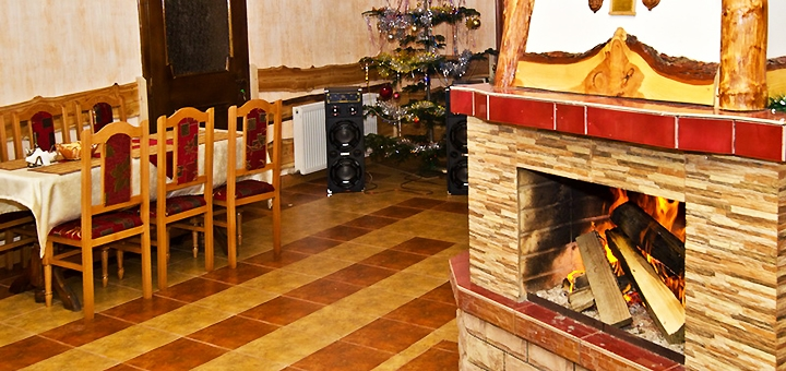 От 3 дней отдыха с питанием в отельном комплексе «Пролісок» в Карпатах