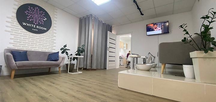 Наращивание ресниц 2D, 3D, 4D, 5D в салон красоты «White room»