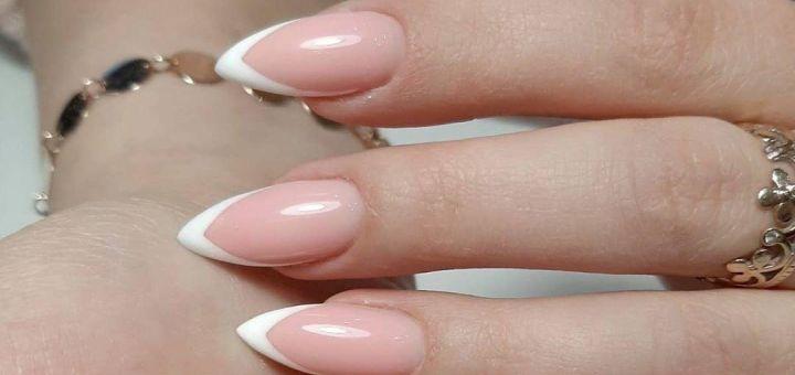 Женский или мужской маникюр, педикюр с покрытием и наращиванием ногтей в салоне «Sweet Beauty»