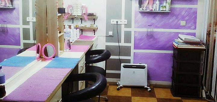 Женская стрижка, полировка, восстановление и реконструкция волос в студии «Pretty woman»