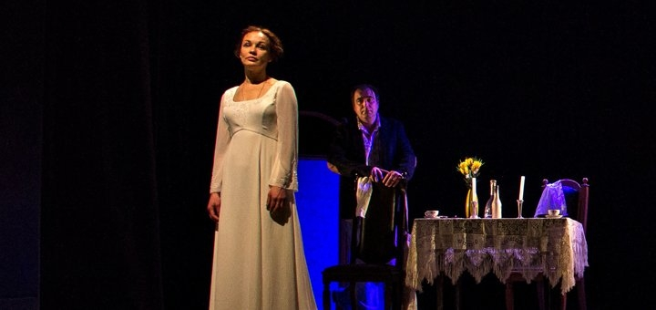 Два билета на спектакли в ноябре от театра «Новая сцена»
