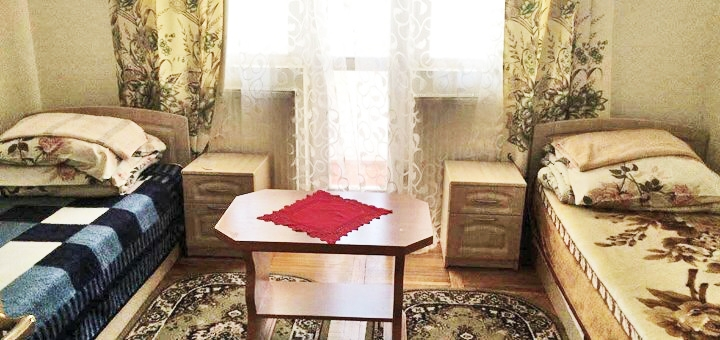 От 2 дней зимой и на Новый год с трехразовым питанием на вилле «Ярина» в центре Трускавца