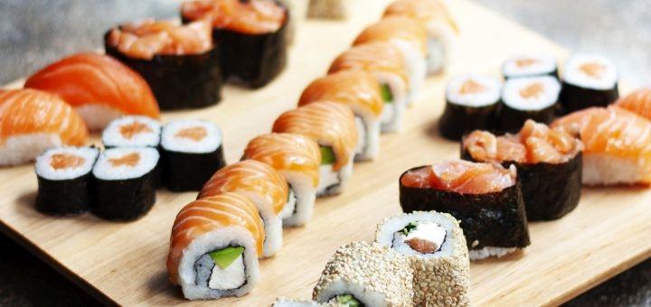 Скидка 60% на любые суши-сеты от службы доставки «iLikeSushi»