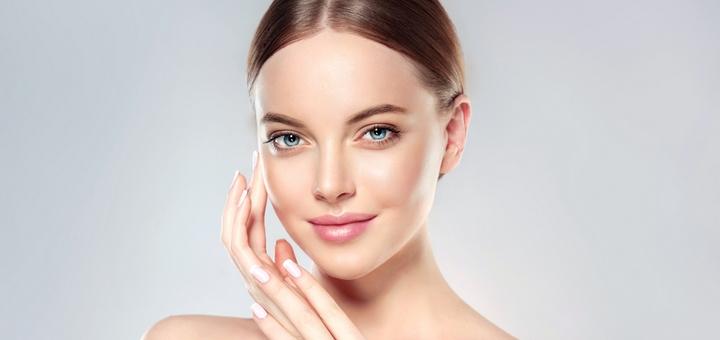 SPA-уход за кожей лица в студии красоты Виктории Литвинчик