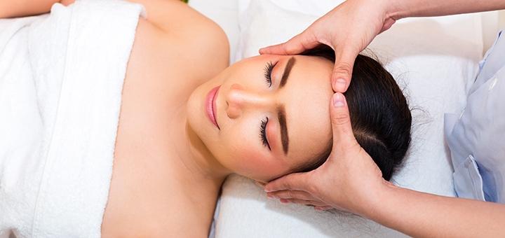 До 5 сеансов лимфодренажного лифтингового массажа лица в «Beauty studio на Васильковской»