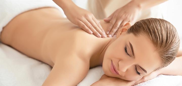 До 5 сеансов массажа «Здоровая спина» и аппаратного лимфодренажного массажа в «Beauty studio»