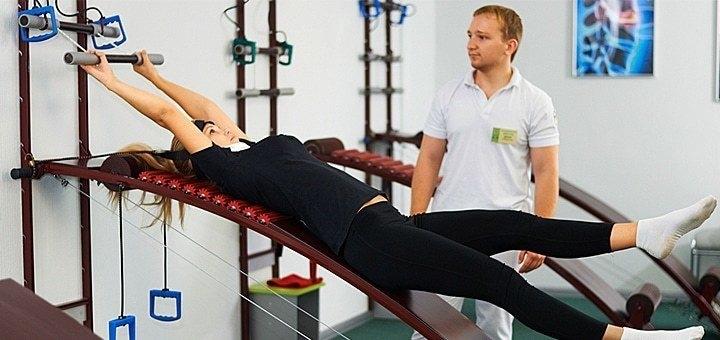 Курс восстановления позвоночника с лечебно-профилактическим массажем в центре «Newspine»