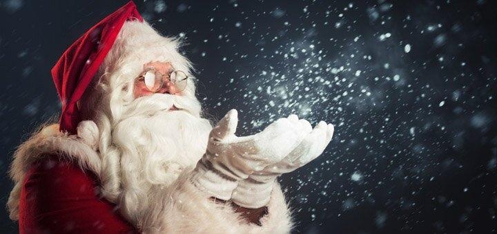 Именное видеопоздравление, письмо и раскраски от Деда Мороза