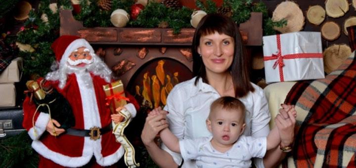 Новогодняя мини-фотосессия «Золотая феерия» от «Art Home Photography»