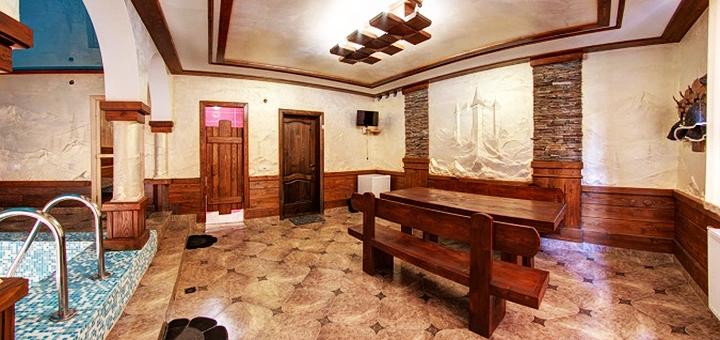 От 3 дней отдыха c завтраками в отеле «Villa Vlad» в Буковеле