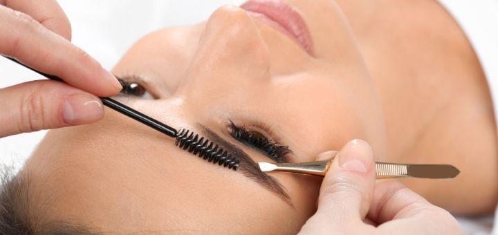 Скидка до 63% на моделирование и покраску бровей в салоне красоты «Beauty Room»