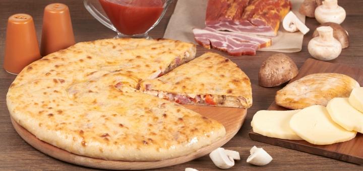 Скидка 50% на меню кухни от службы доставки «Майстерня пирогів»