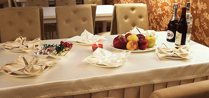 Дегустация вина «Шато Чизай» в ресторане «Bavaria» под Киевом