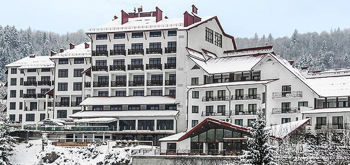 От 5 дней с завтраками и Spa в курортном гостиничном комплексе «Vita Park Станиславский Яремче»
