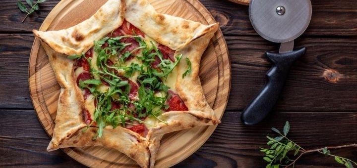 Знижка 50% на піцу, основні страви та гарніри, мілкшейки, піту і селфі каву в «SelfieCoffee»