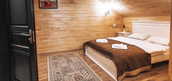От 3 дней отдыха с завтраками и SPA в отеле «Diamond SPA» на горнолыжном курорте Буковель