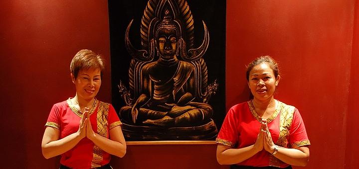 Тайский массаж от лучших мастеров из Таиланда в салоне тайского массажа «Амари»