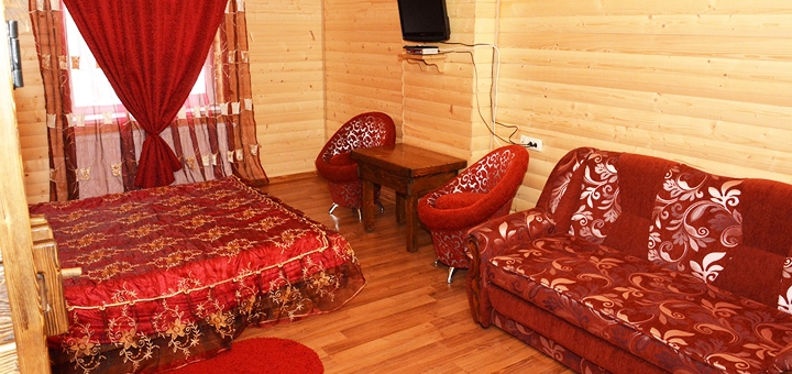 От 3 дней отдыха в отеле «Villa Milena» в Буковеле
