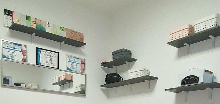До 3 сеансов карбокситерапии лица и зоны декольте в «Beauty studio на Васильковской»
