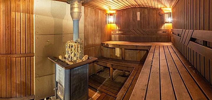 3 часа отдыха в бане с прямым выходом к заливу Днепра в комплексе отдыха «Причал»