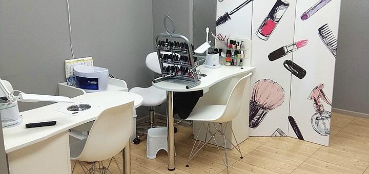 Маникюр и педикюр с покрытием гель-лаком и массажем в салоне красоты «Persona»
