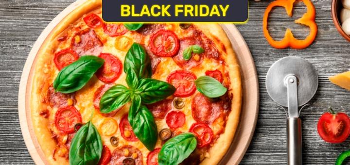 Скидка 40% на пиццу от службы доставки еды «SmakoPizza»