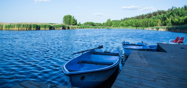 От 1 дня отдыха в загородном комплексе «Чудодієво» в Житомирской области