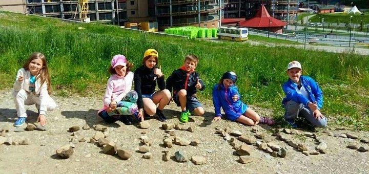 Детский лагерь нового поколения «SHULC-Карпаты» (Буковель) на 14 дней: 4 программы, 4-х разовое питание и др!
