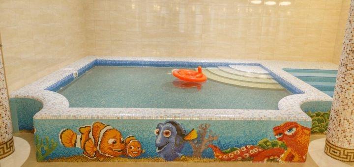 SPA-визит на целый день в будние дни в SPA отеле «City Holiday Resort & SPA 5*» под Киевом