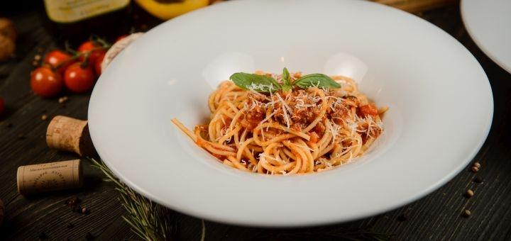 Знижка 40% на все меню кухні від ресторану «Тратторія Марчелло»