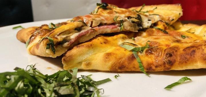 Скидка 50% на меню кухни в ресторане европейской кухни «Мука»