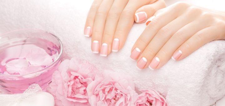 Скидка до 62% на маникюр, педикюр, покрытие и укрепление ногтей от мастера Ирины Радченко