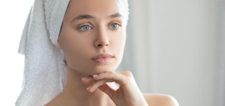 Скидка до 65% на комбинированную чистку лица с уходом от косметолога Отделкиной Анастасии