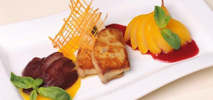 30% скидки на меню бара и кухни в ресторане «Шарм» в выходные и праздничные дни, а также в будние с 17:00 до 23:00!